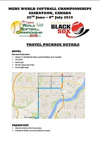BSX Travel Package Details