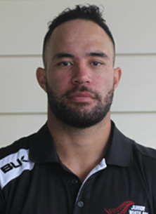 Jerome Haretuku (Conditioning Coach)