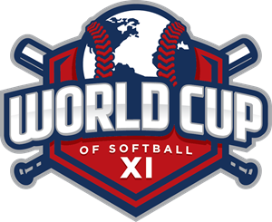 ASA World Cup of Softball XI Logo