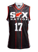 Sox Nation Basketball Singlet